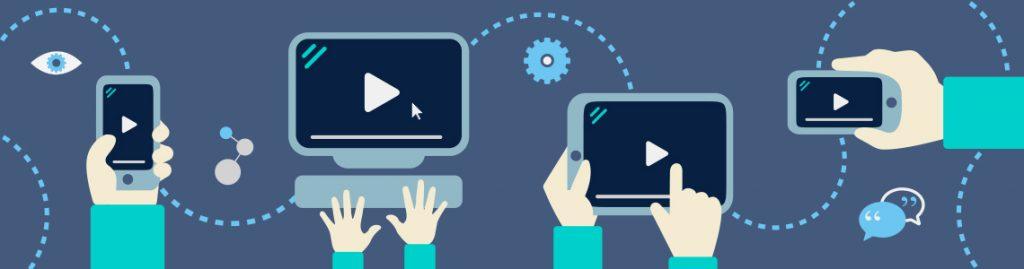 موفقیت بازاریابی ویدیویی یعنی تعداد اشتراک و بازدید بالای یک ویدیو توسط مخاطبان شما