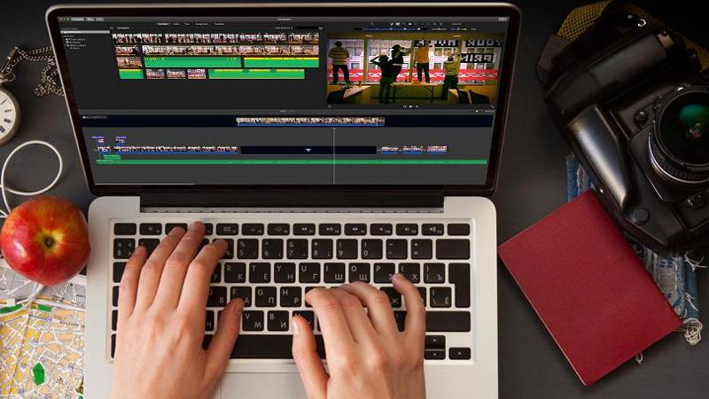 ۳. هنگام مونتاژ ویدیو نترسید و از دیگران بخواهید در این کار یاریتان کنند