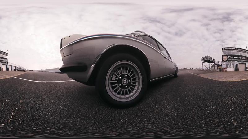 رانندگی با یک ماشین مسابفه آروزی خیلی از آدمهاست که به کمک بازاریابی ویدیویی شرکت BMW به واقعیت تبدیل شده است.