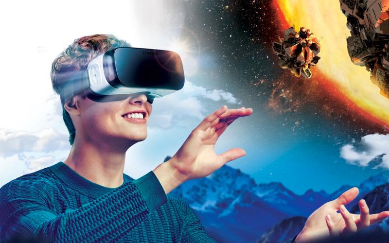 نمونه های خارق العاده واقعیت مجازی