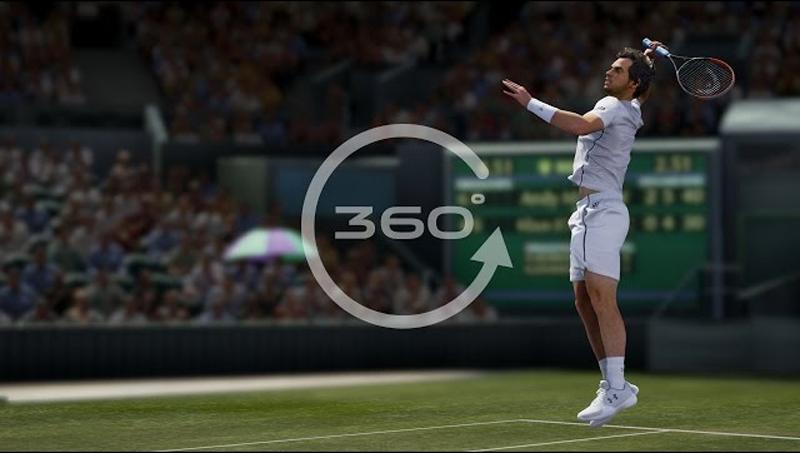 Jaguar – Feel Wimbledon نمونه ای است برای احساس هرچه بیشتر حساسیت رقابت در ورزشگاهی بزرگ