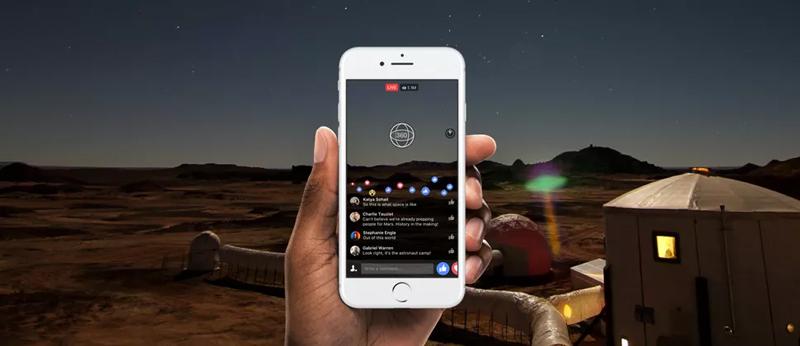 تغییر مسیر پلتفرم های ویدیویی برتر مانند فیس بووک و یوتیوب به سمت Live Stream