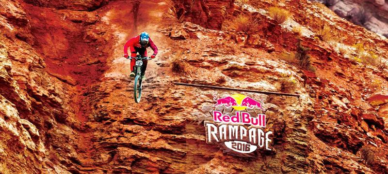 ویدیوی Rampage Winning Run یک مسابقه دوچرخه سواری در اوج کوهستان بود