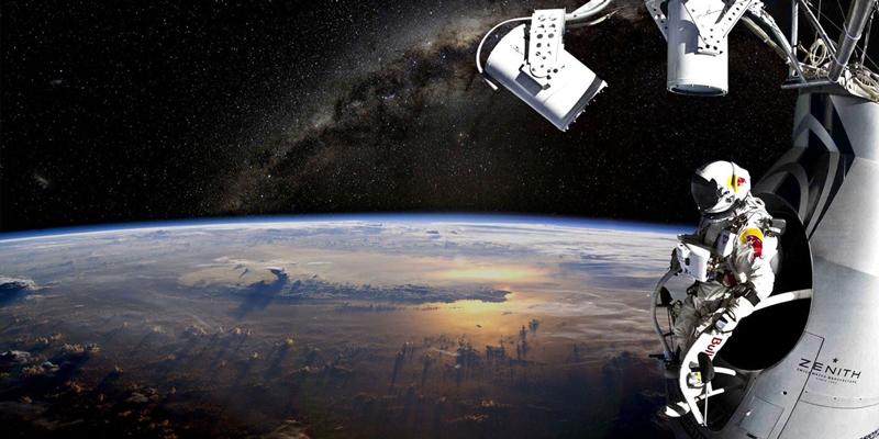 پروژه سقوط فضایی Red Bull یکی از شگفت انگیزترین ویدیوهای تولید شده در حوزه بازاریابی ویدیویی است.