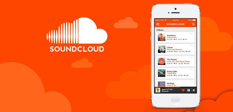 بازاریابی ویدیویی - موسیقی متن - کتابخانه صوتی Soundcloud Creative Commons