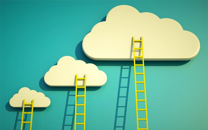 نردبان ترقی در انتظار ویدیوهای قدرتمند