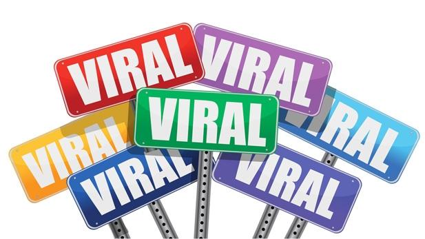 ویدیو ویروسی یا وایرال