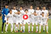 ویدیو برندینگ تیم فوتبال ایران توسط رادیو هرت انگلیس
