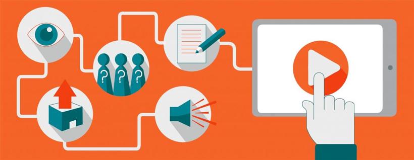 بوسیله ویدیومارکتینگ محتوایی را خلق کنید که مشلات مخاطبان را حل کرده و به آنها راهکار پیشنهاد دهد.