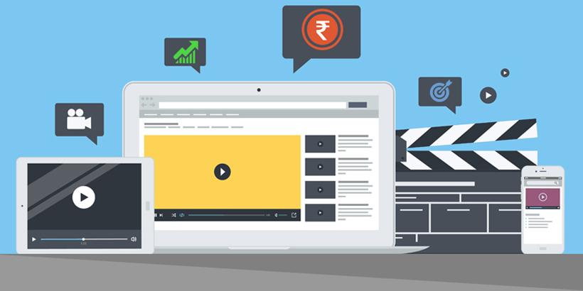 برای گسترش کسب و کار خود صفحات فرود خود را مجهز به بازاریابی ویدیویی کنید.